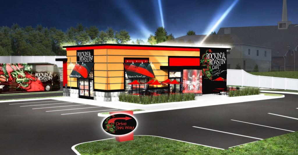 Joey Kramer's Rockin' & Roastin' Cafe - Renderings (4)