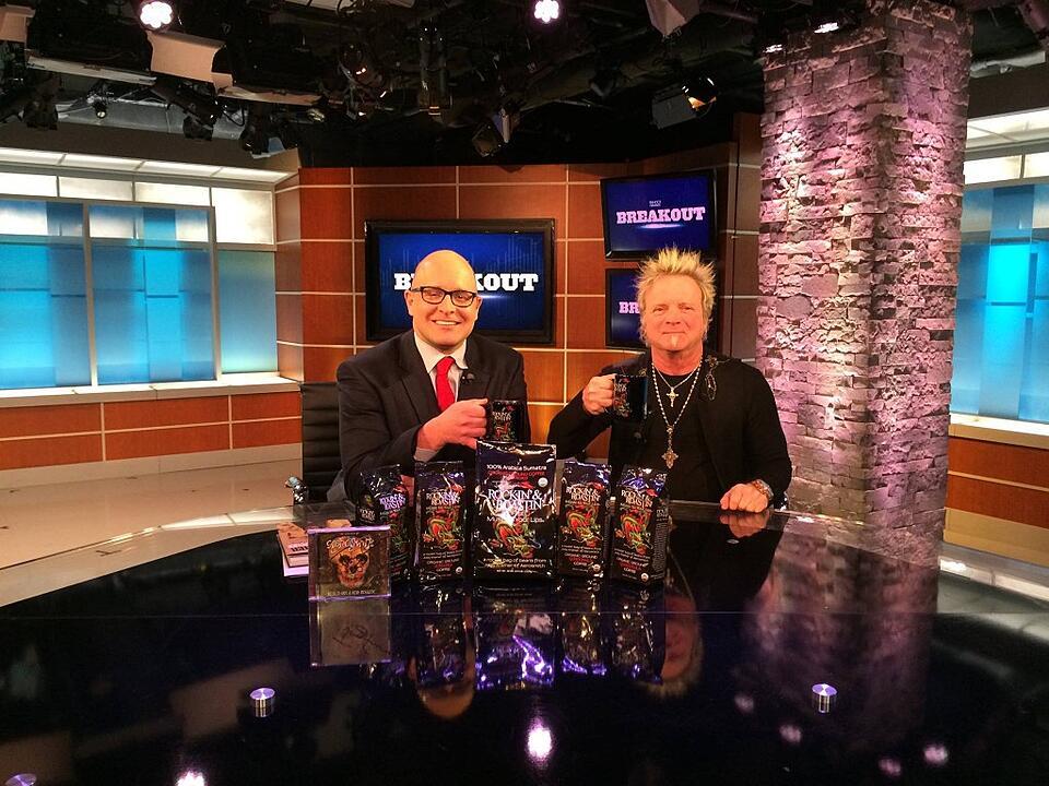 Joey Kramer & Jeff Macke