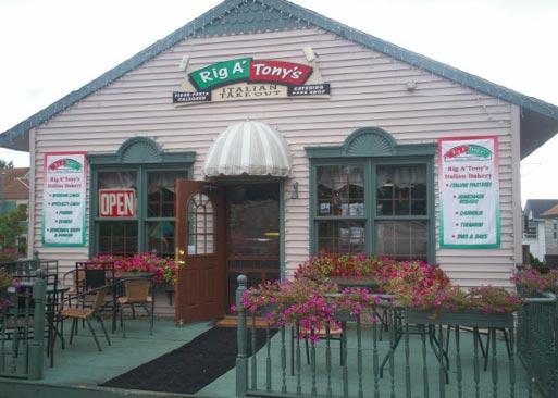 Rig A' Tony's