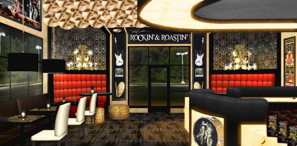 Joey Kramer's Rockin' & Roastin' Cafe - Renderings (6)